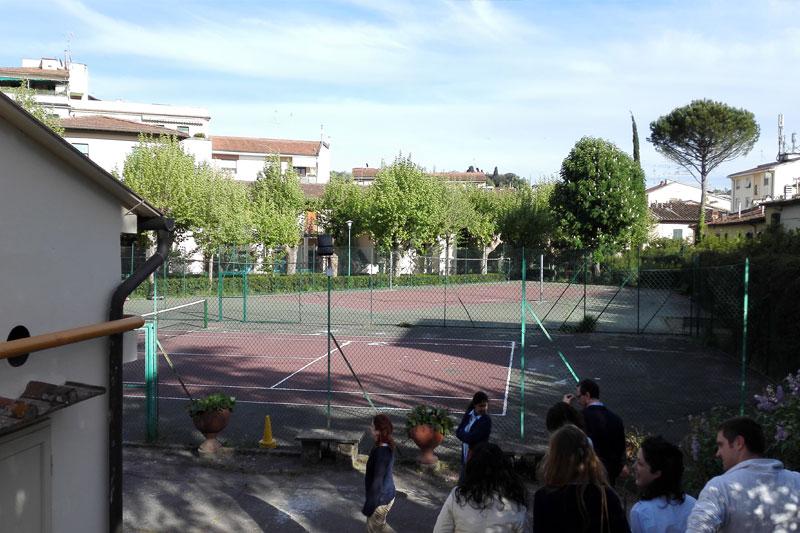 Campi da Tennis e Area Giochi